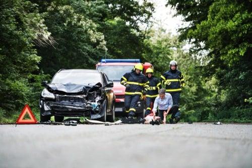 Motorist Arrested in Grand Prairie After Fatally Running Over Man