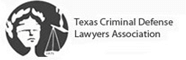 Texas Criminal Defense Lawyers Association logo