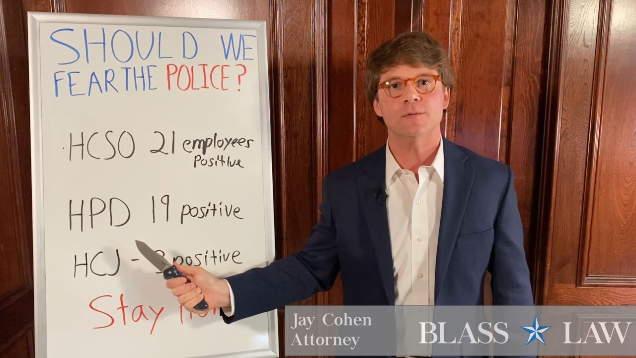 Should we fear the police?