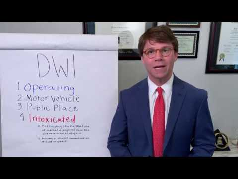 What is DWI in Texas?